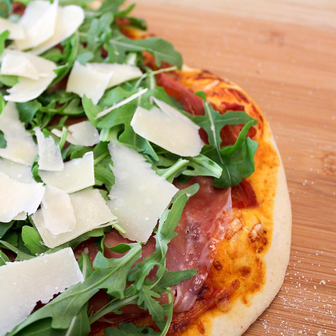 Pizzateig Foto